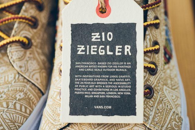 Vans Sk8 Hi Zio Ziegler 4