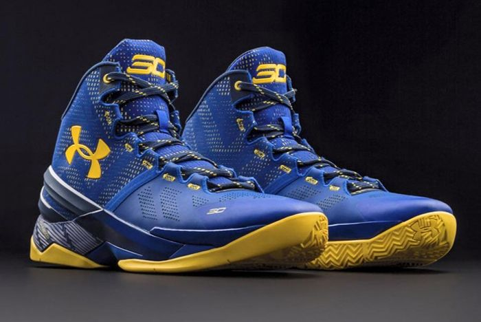 Under Armour Curry Two Dub Nation Home
