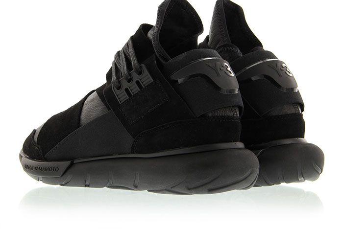 Adidas Y 3 Qasa High Triple Black 4