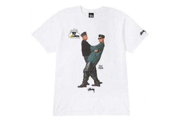 Stussy Mtv Raps T Shirt 8