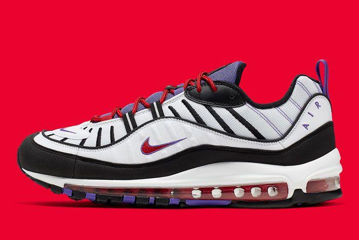 Nike Air Max 98 Raptors2 Side