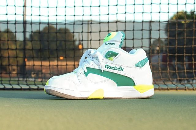 Reebok Court Victory Pump Michael Chang Bump 7