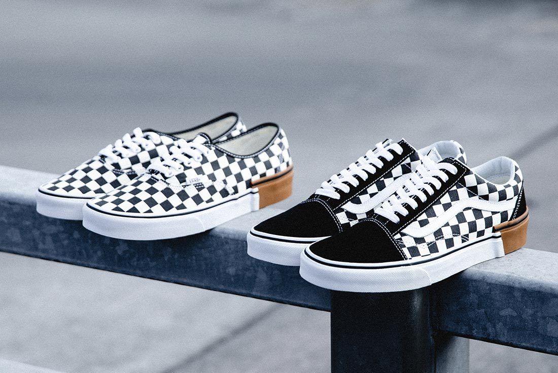 Vans Checkerboard Pack 8