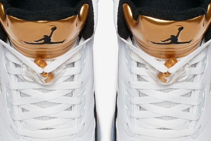 Air Jordan 5 Olympic 8