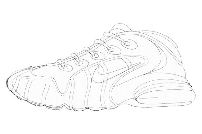 The Making Of The Nike Air Penny 8 1