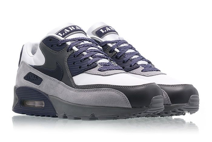 Nike Air Max 90 Escape Lahar Blue Grey Front