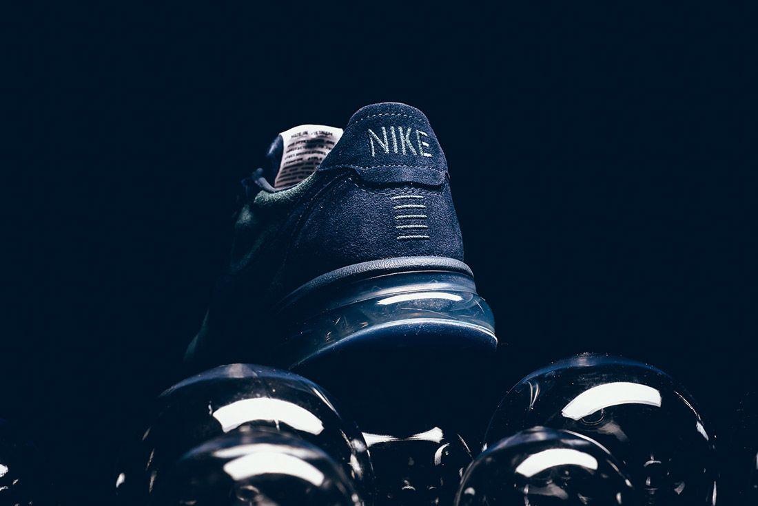 Nike Ld Zero Suede Navy Blue 4