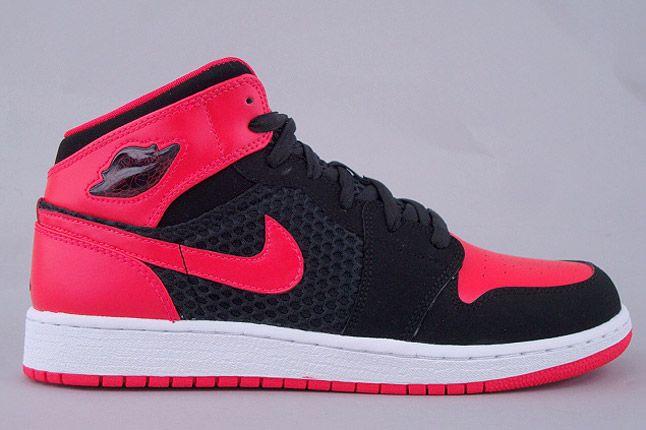 Air Jordan 1 Phat Gs Siren Red 01 1