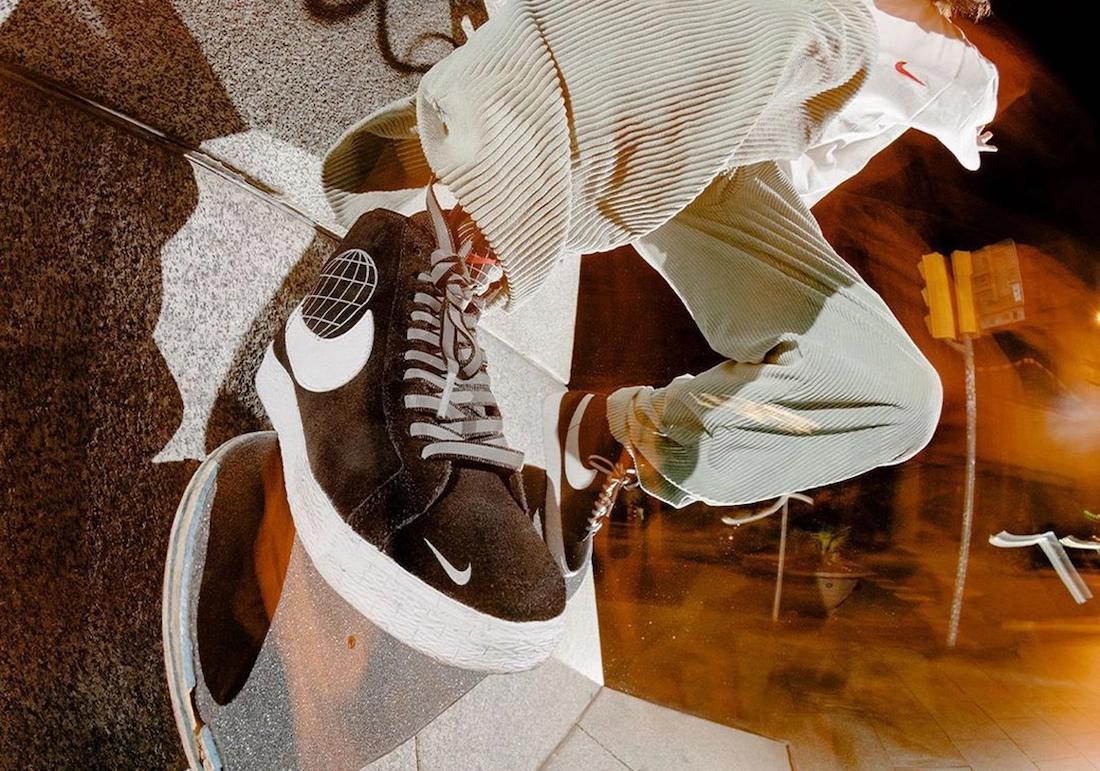 SKATEDELUXE x Nike SB Blazer