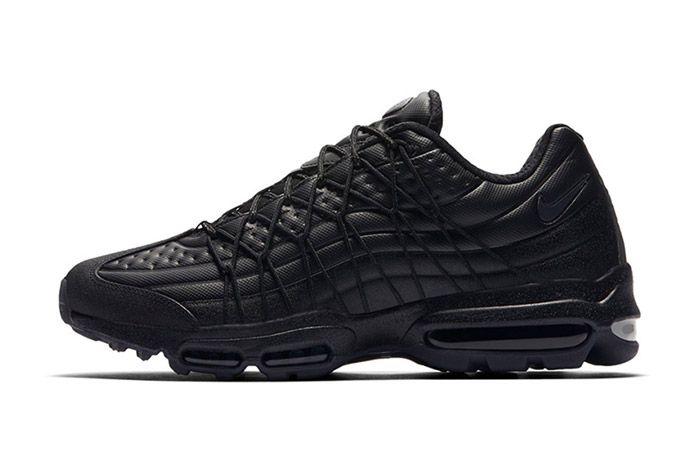 Nike Air Max 95 Ultra Premium Se Black 2