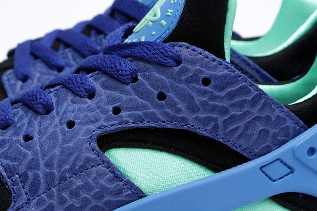 Nike Air Huarache Blue Elephant 5