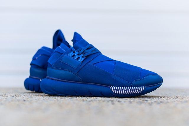adidas Y-3 Qasa High (Royal) - Sneaker