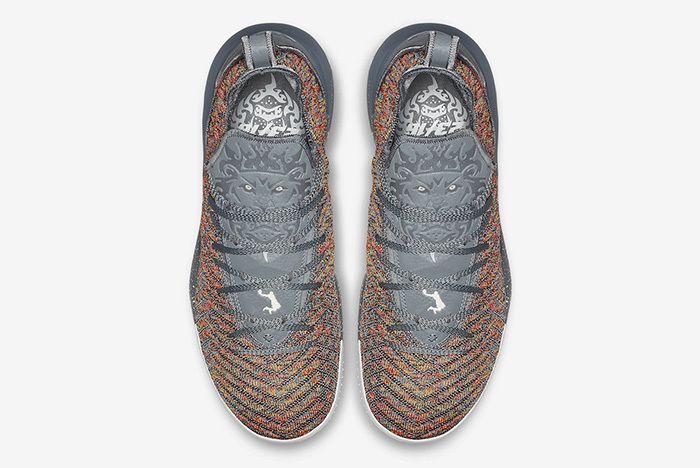 Nike Lebron 16 Multicolour 3