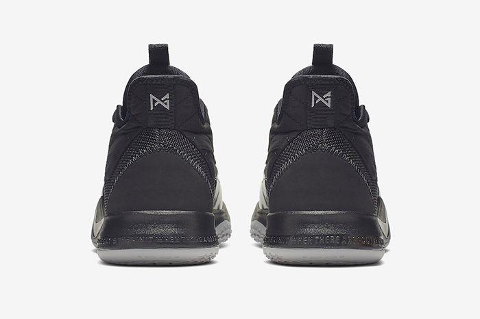 Nike Pg 3 Iridescent Ao2608 003 Release Date Heel