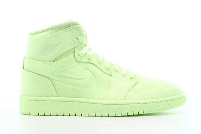 Air Jordan 1 Barely Volt Medial 2