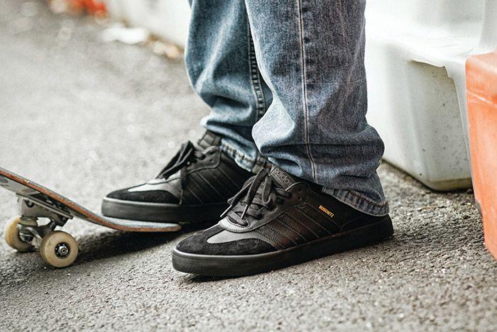 Adidas Busenitz Vulc Rx Black 4