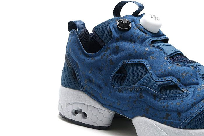 Reebok Instapum Fury Speckled 7