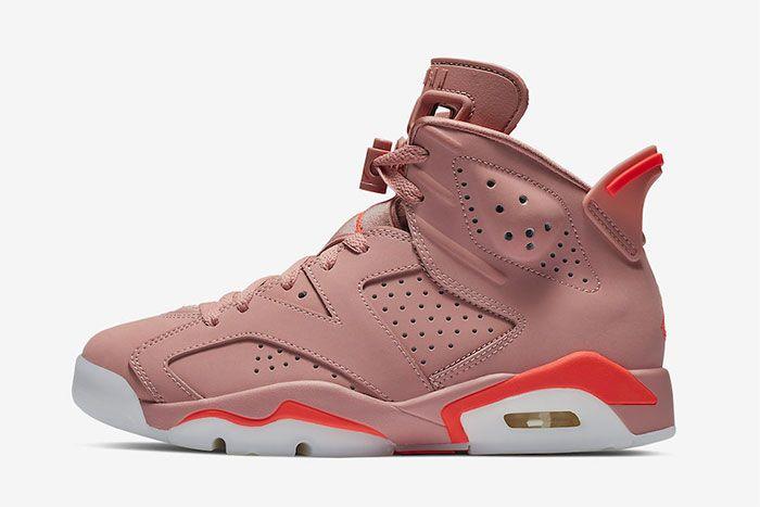 Aleali May Air Jordan 6 Millennial Pink Ci0550 600 Release Date Price 2