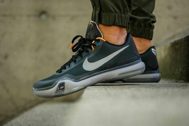 Nike Kobe X Teal Bumper 2