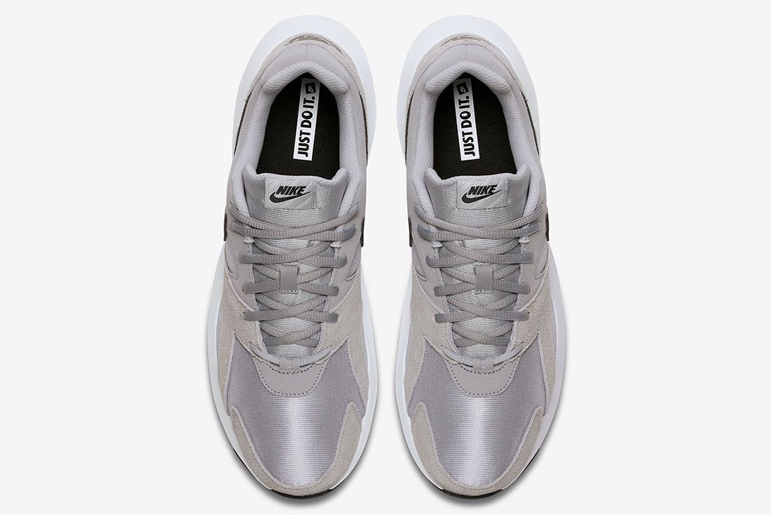 Nike Pantheos Grey Black Sneaker Freaker 1