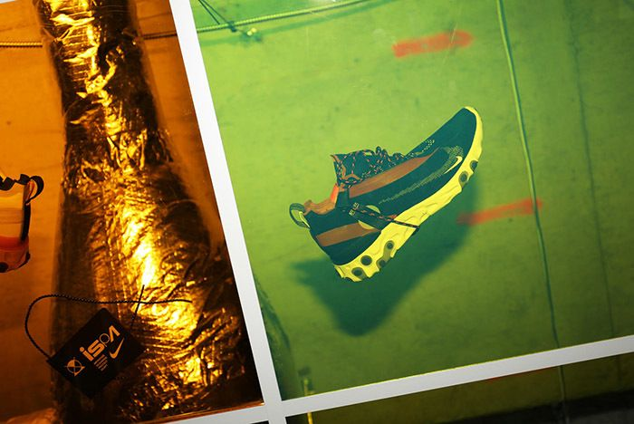Nike React Lw Wr Mid Ispa 4