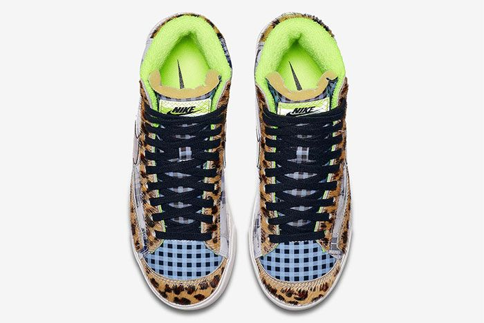 Nike Blazer Mid Gel Patterns Cj4239 981 3