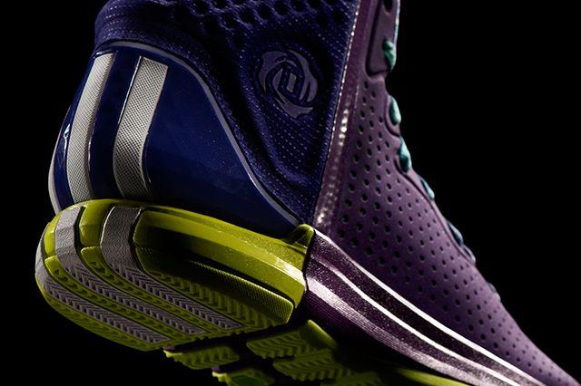 Adidas D Rose 4 Chicago Nightfall 2