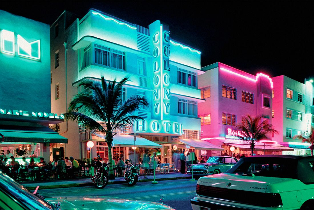 South Beach Header