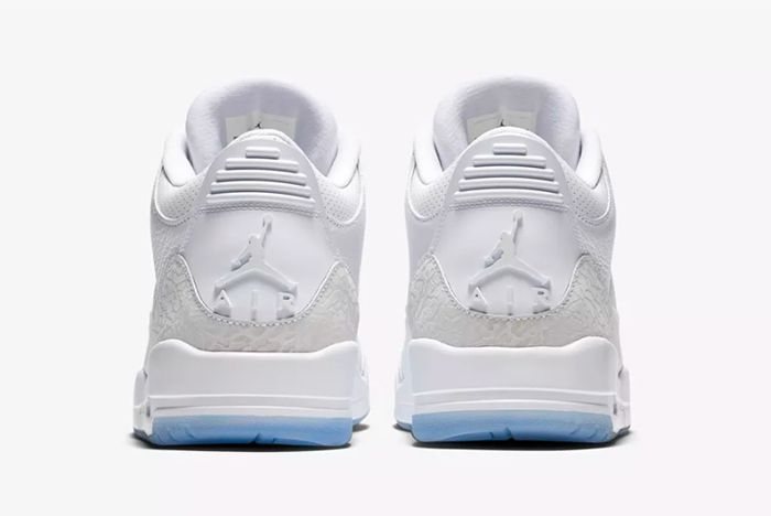 Air Jordan 3 White 3