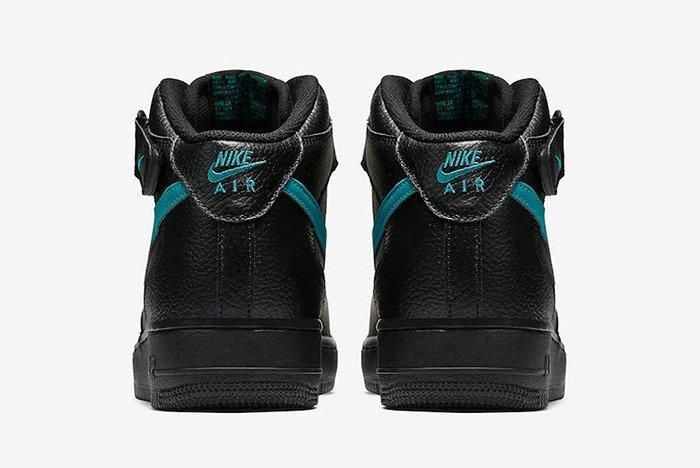 Nike Air Force 1 Mid Reflective Swoosh Pack 4