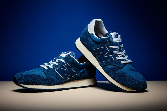 New Balance 520 Hairy Suede 9