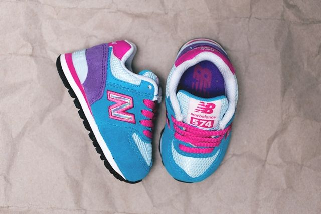 New Balance Toddler 574 Hologram Pack 2