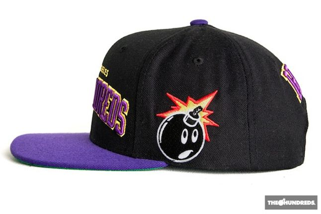 The Hundreds Player Lakers 1 1