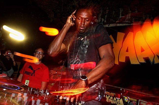 Usain Bolt Dj 1