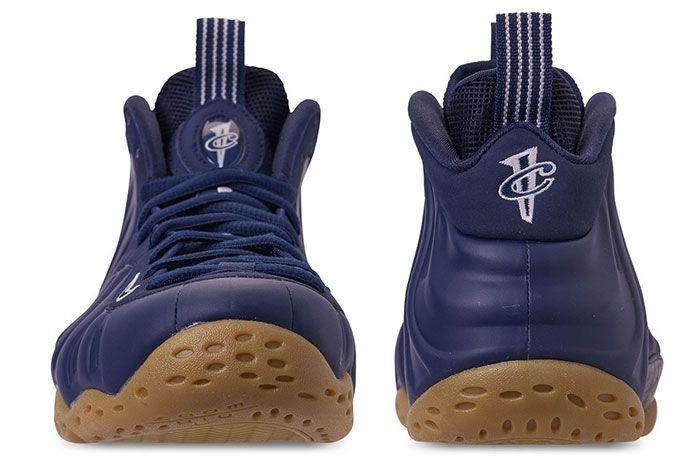 Nike Foamposite One Navy Gum Photos 4 Sneaker Freaker