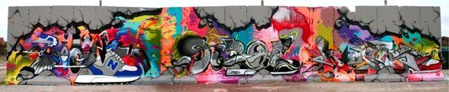 Overkill Berlin Wall Complete 1