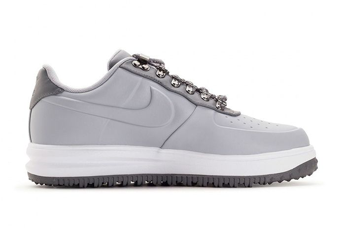 Nike Lunar Force 1 Low Duckboot Wolf Grey2