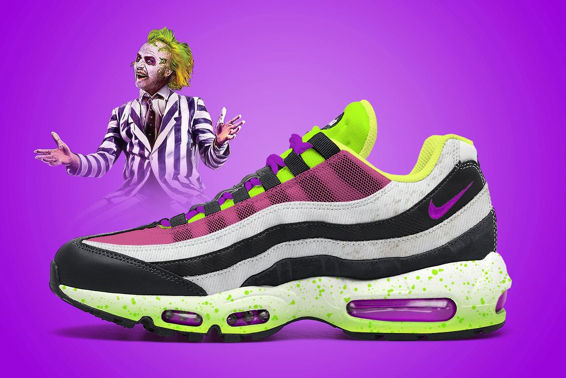 Nike Air Max 95 Beetlejuice