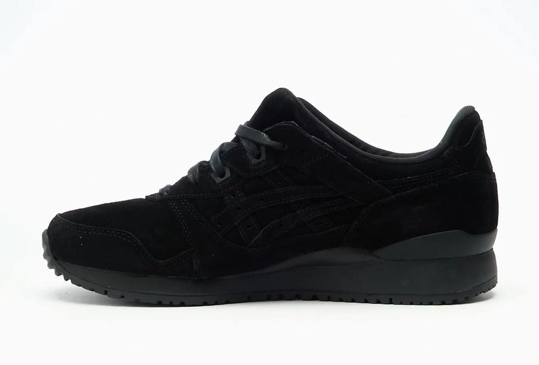 ASICS GEL-Lyte III 'Triple Black'