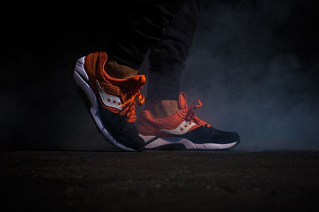 Saucony Grid 9000 Hallowed Pack 7