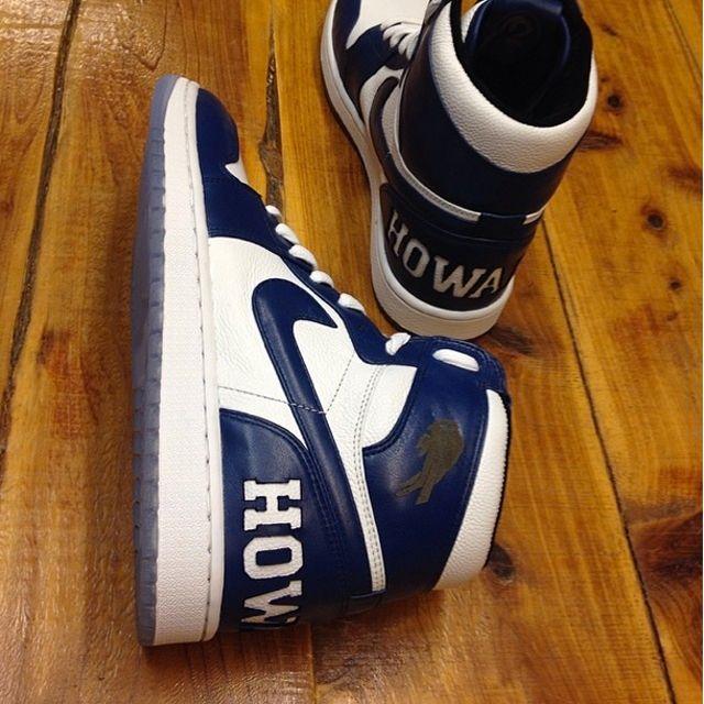 Air Jordan 1 Diddy Howard 4