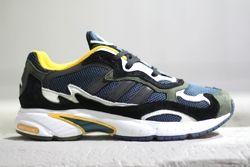 Adidas Originals Temper Run Olive Navy Sunflower 61