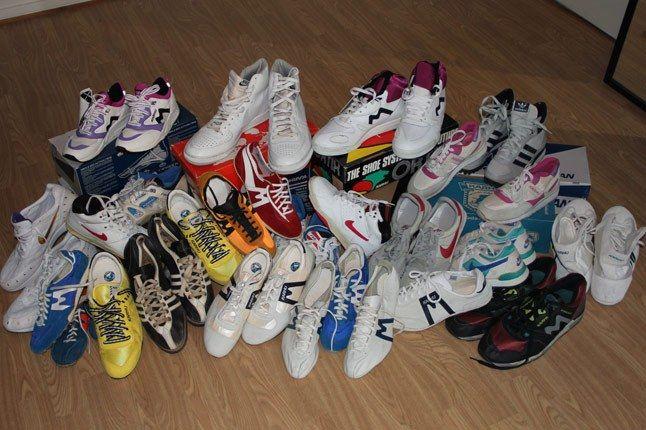 Vintage Sneakers Scandinavia 35 1