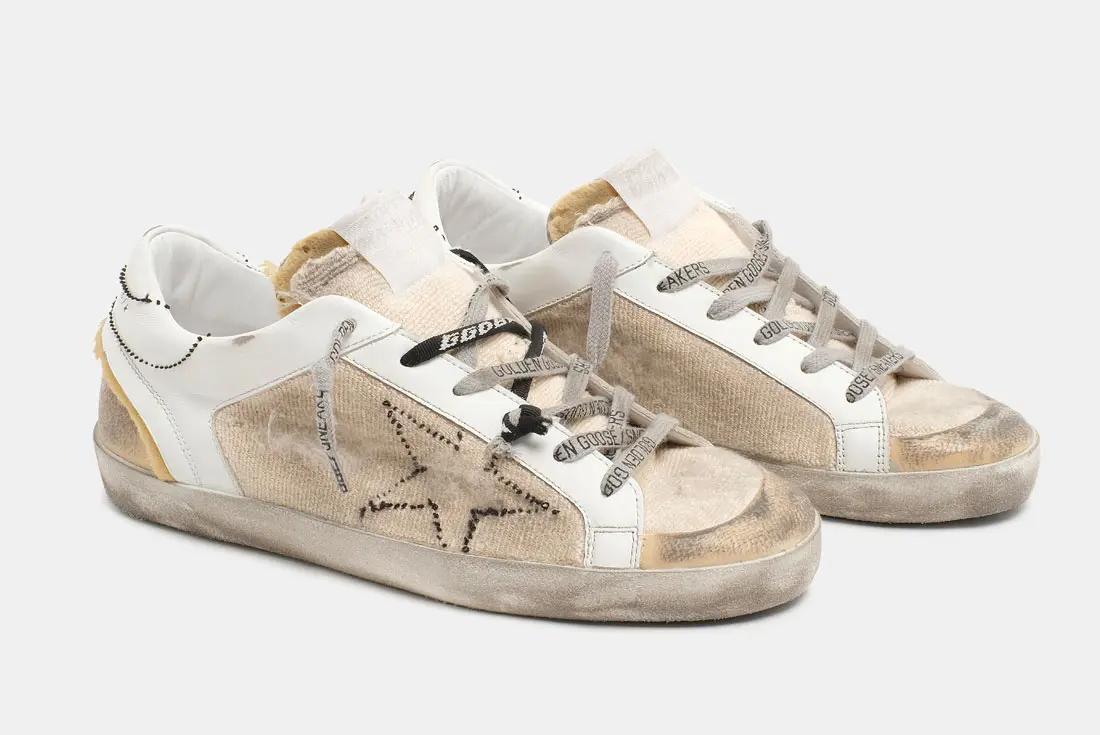 Golden Goose Distressed Sneaker