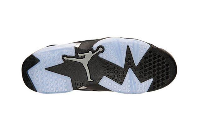 Air Jordan 6 Low Chrome 7