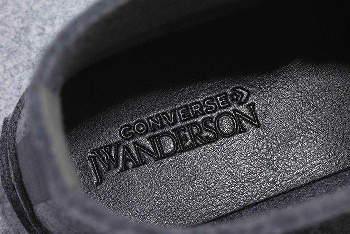 Jw Anderson Converse Chuck 70 Felt 8