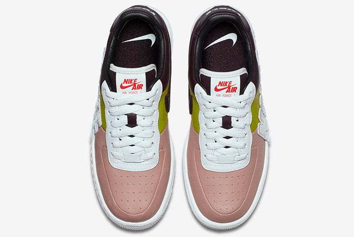 Nike Air Force 1 Upstep Sequin 8