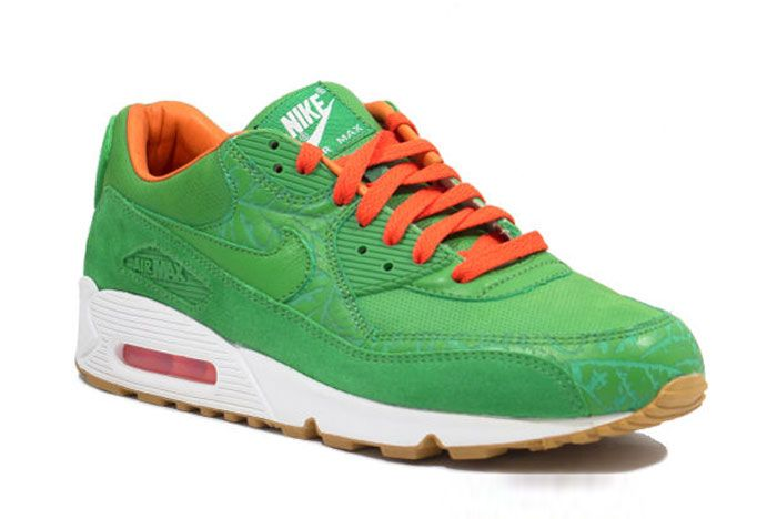 Patta X Air Max 90 Homegrown Front Side Full