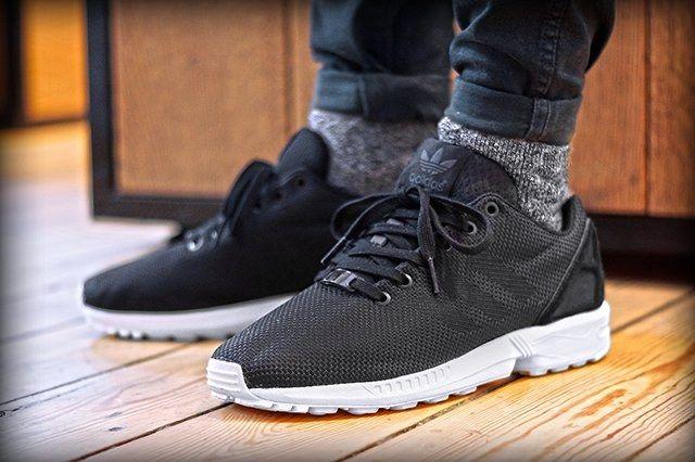 Adidas Originals Zx Flux Black Elements Pack1
