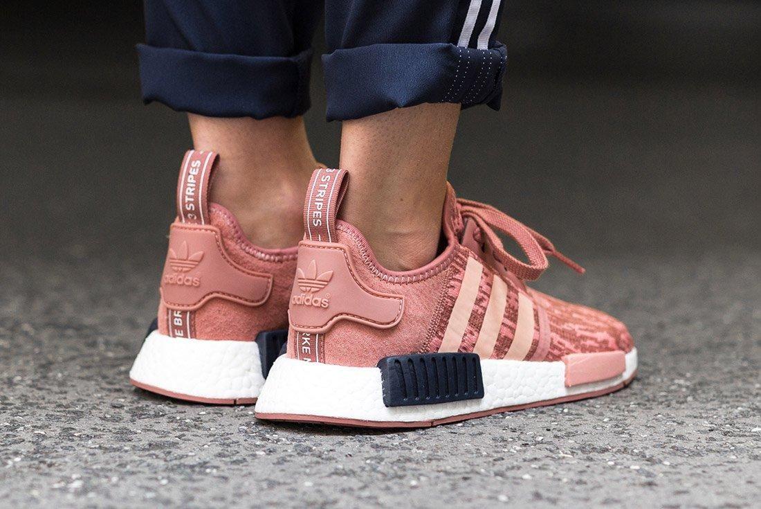 Adidas Nmd R1 Raw Pink 1